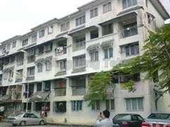 Dahlia Apartment, Jalan Pandan Indah 24, Pandan Indah
