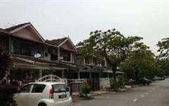 Townhouse Pandan Indah, Ampang, Pandan Indah