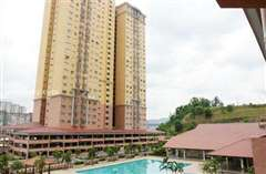 Angkasa Condominiums, Taman Connaught, Cheras