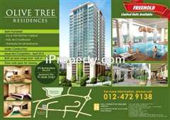 Olive Tree Residences, , Bayan Baru