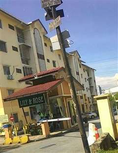 Rose Apartment Taman Mayang Jaya, Taman Mayang Jaya, Jalan SS26, Petaling Jaya