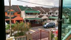 Townhouse, Pandan Indah, Pandan Indah