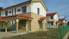 Double Stry House CornerLot Taman Sutera Wangi, , Batu Berendam