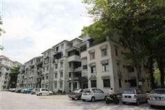 Tulip Apartment, Pandan Indah, Pandan Indah