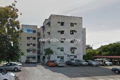 Lebuh Nibong Apartment, Lebuh Nibong, Bayan Baru, Bukit Jambul