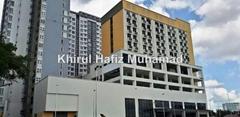 Kenanga Residence condo, Gajah Berang, Melaka Tengah