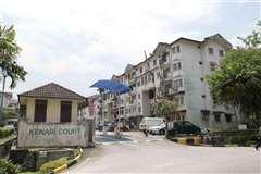 Kenari Court, Cheras, Pandan Perdana, Pandan Indah, Cheras