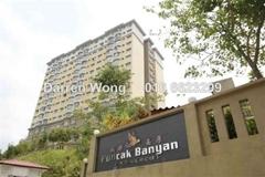 Puncak Banyan Condominium, Cheras, Taman Connaught, Taman Connaught, Cheras