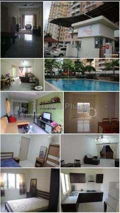 Jalil damai apartment, bukit jalil, Bukit Jalil
