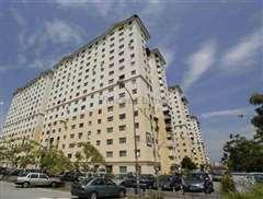 Sri Rakyat Apartment, Bukit Jalil, Bukit Jalil