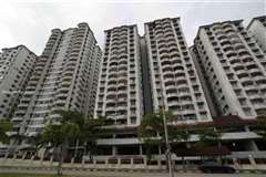 Bukit OUG Condominiums, Jalan Klang Lama, Jalan Klang Lama