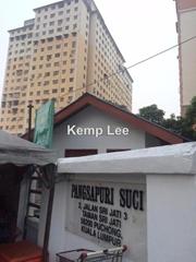 Pangsapuri Suci, Jalan Klang Lama Old Klang Road, Puchong