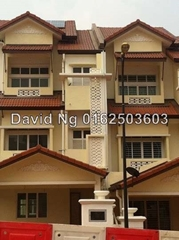 Anjung Sari Setia Perdana U13/26 Alam Nusantara, Anjung Sari Alam Nusantara, Setia Alam