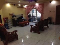 NUSA PERINTIS, Gelang Patah