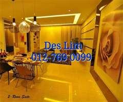 Eve Suite / NZX Square, Ara Damansara, Petaling Jaya