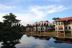 Bayou Water Village, Leisure Farm Resort, Gelang Patah