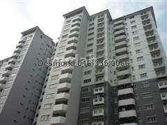 Endah Ria condominium, Bukit Jalil, Sri Petaling