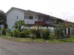 Double  terrace  house, C0rner, Taman Suria Jaya, taman seri bahagia ,, Cheras