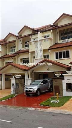 3Sty Terrace/Link House Anjung Sari, Seksyen U13 Setia Alam, Setia Alam