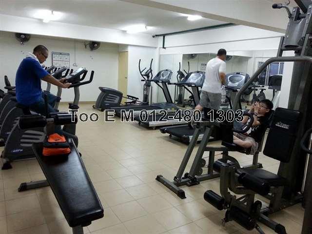 Gymnasium View 2