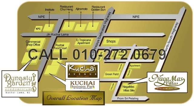 288 residence,288 residency, NewProject, Kuchai Lama