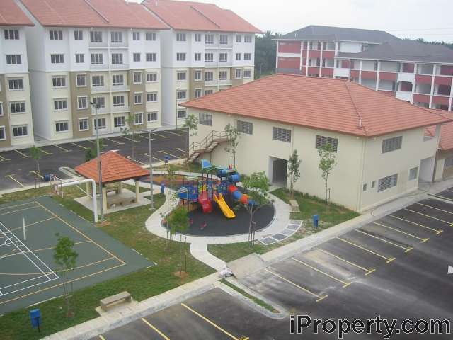 Akasia Apartment - Setia Alam