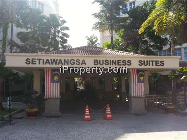 Setiawangsa Business Suite Setiawangsa Business Suite