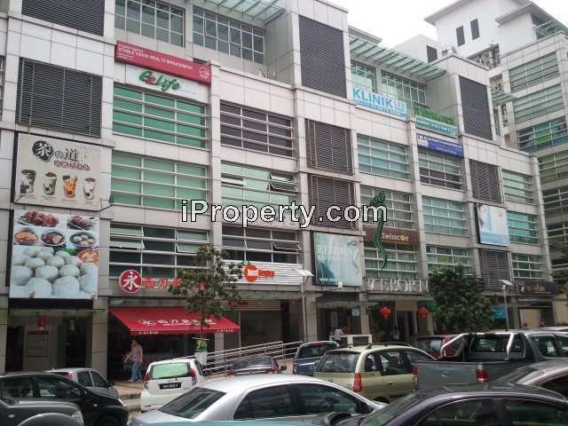 Cafe Bandar Puchong Jaya