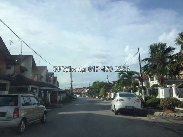 2 sty terrace link house for sale in taman inderawasih for Terrace 9 classic penang