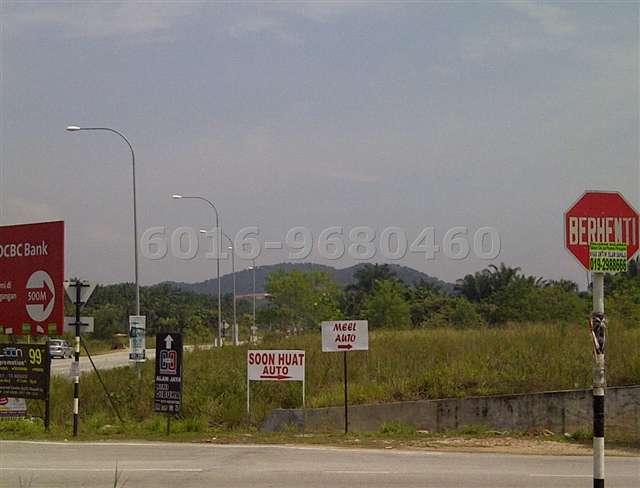 Bandar Puncak Alam Development