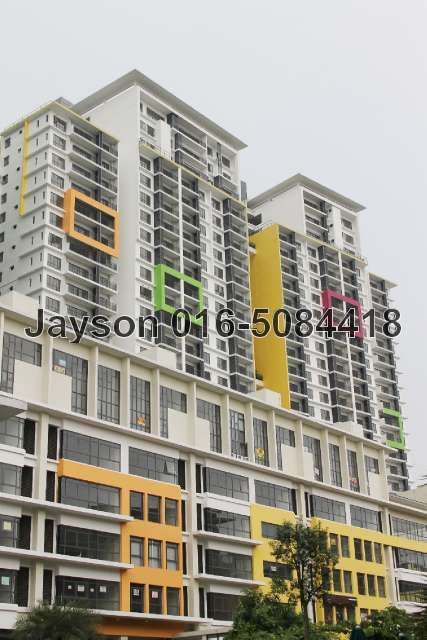 serviced residence for sale in setia walk solace setiawalk puchong solace brio vio amp trigon 26f 3x