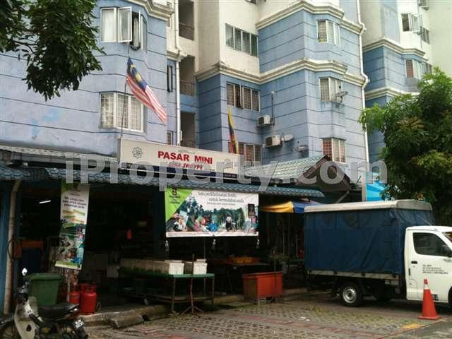 Apartment For Sale In Tasik Heights Apartment Tasik Selatan Desa Tun Razak Bandar Tasik Selatan