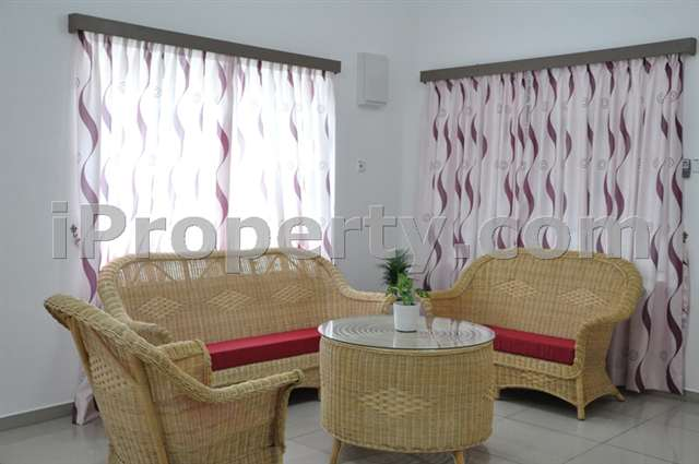 rattan sofa for living hall