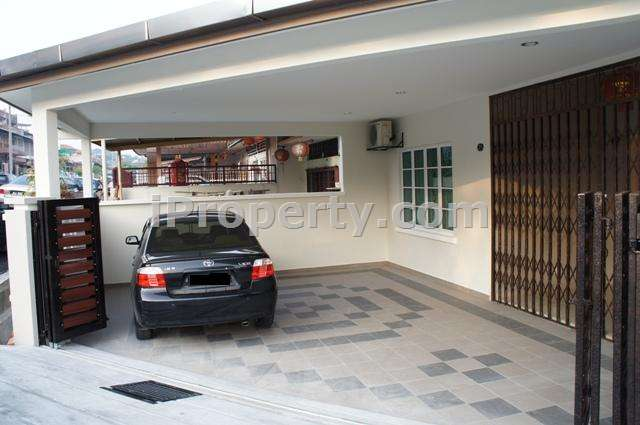 car porch for 2 cars