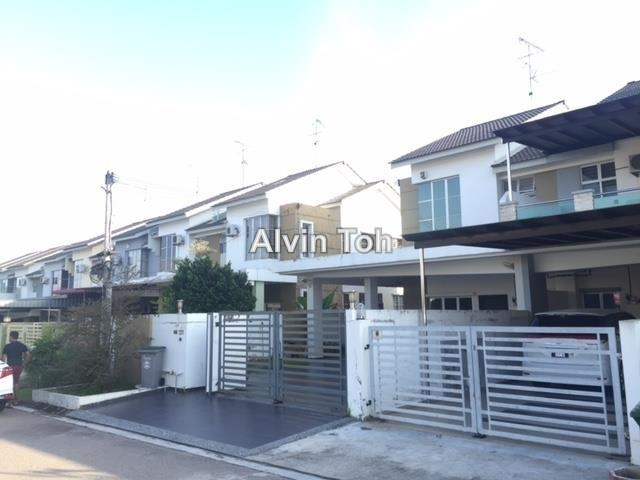 2 Sty Terrace Link House For Sale In Johor Bahru For Rm 500 000 By Alvin Toh
