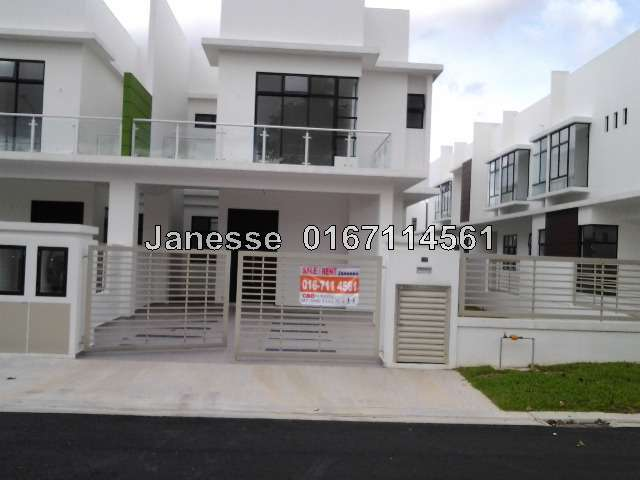Cluster Homes For Sale In Johor Bahru For Rm 715 000 By