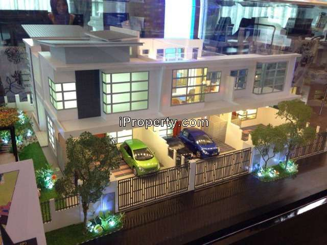 2 Sty Terrace Link House For Sale In Imperial Jade Residences Johor Bahru For Rm 460 000 By