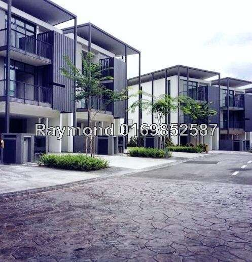 Zero Lot Bungalow For Sale In Casaman Desa Park City Desa