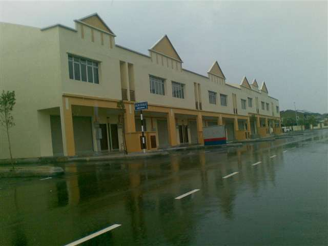 Puncak Jalil new Shops lot