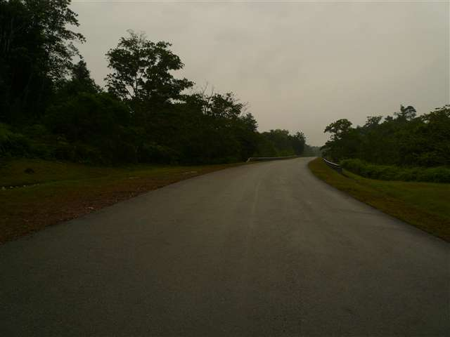 Access Road of the Rubber Land