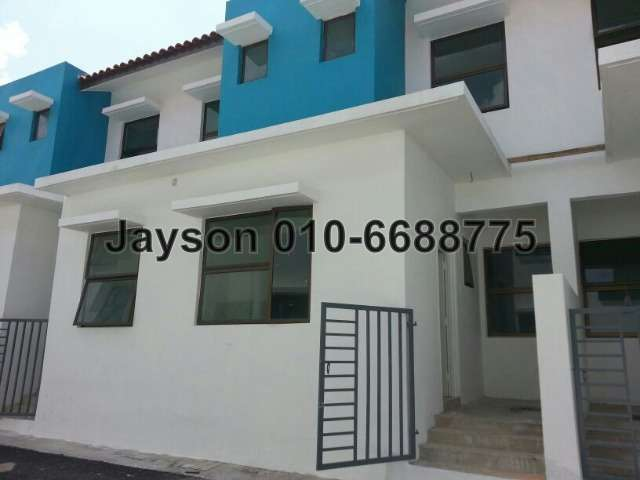 2 Sty Terrace Link House For Sale In Johor Bahru For Rm 630 000 By Jayson Tan