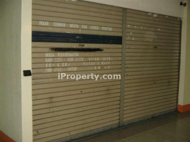 Retail Space For Auction In Alor Setar For Rm 129 140 By Test Up552631