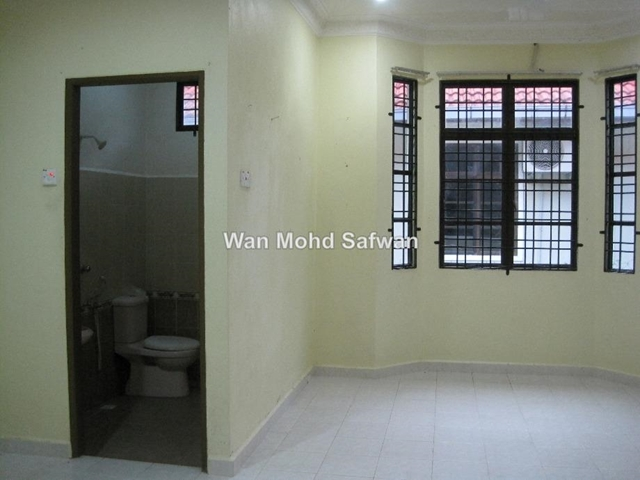 Bungalow house for sale in kota bharu for rm 390 000 by for J bathroom kota bharu