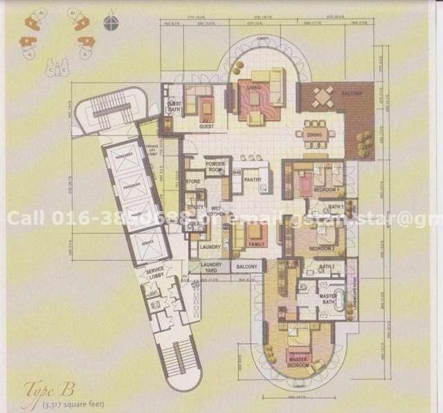 condominium for sale in mk 11 mont kiara for rm 2 693 650