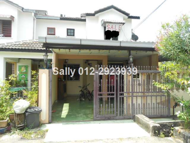 2 sty terrace link house for sale in bandar country homes for 2664 terrace drive