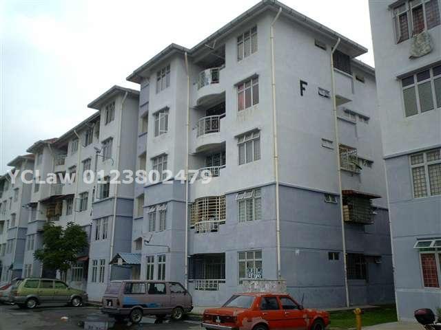 Kiambang Apartment