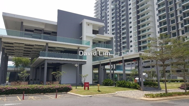 Condominium For Sale In X2 Residency Puchong For Rm