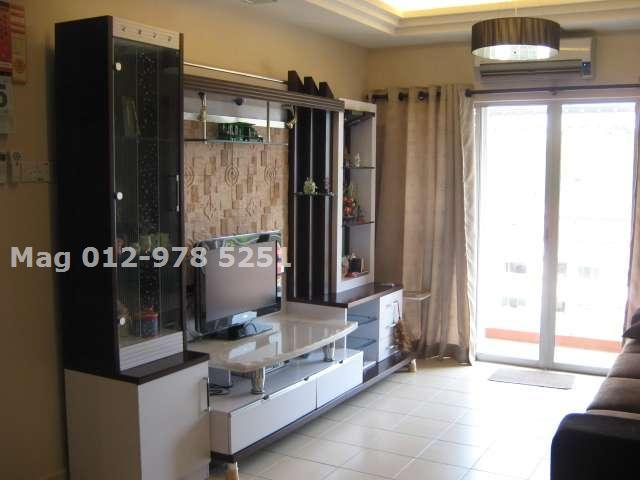 Apartment For Sale In Serdang Villa Behind Tpm Bukit Jalil