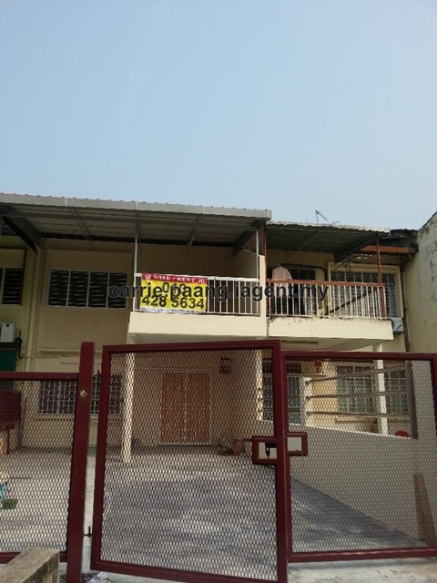 2 Sty Terrace Link House For Rent In Oug Garden Old Klang Road Jalan Klang Lama For Rm 2 000