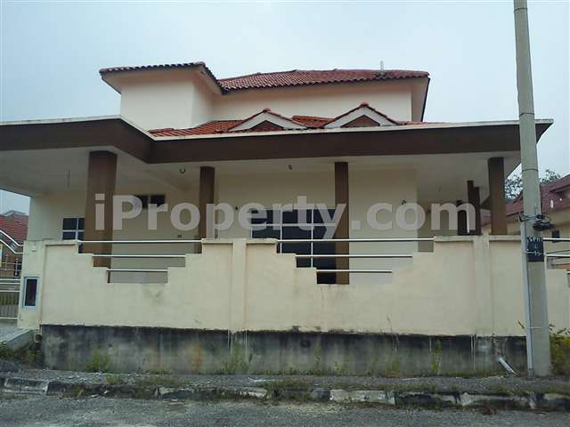 Bungalow House : Sp Heights, Sungai Petani